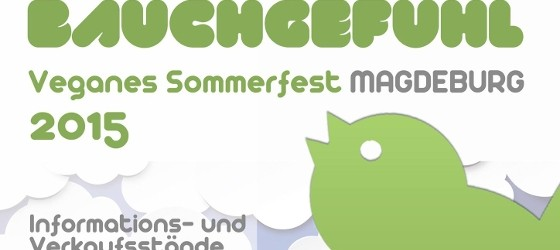 Pfotenkrieger-Infostand in Magdeburg